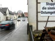Ichenhausen/Kötz: B16: Der Streckenverlauf steht fest