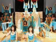 Fasching: Vom alten Rom in das Land der Pharaonen