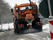 Günzburg: Wie der Winterdienst im Landkreis Günzburg funktioniert