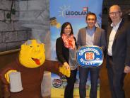 Günzburg: Neues Bier im Legoland