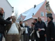 Interview: Neue Führungsmannschaft beim HGV will Burgau voranbringen