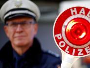 Landkreis: Polizei fordert ein Signal gegen Gewalt