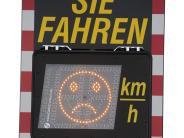 Gemeinderat II: Kein Grund zur Freude bei Tempomessung in Rechbergreuthen