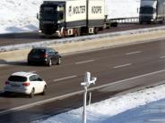 Verkehr: A8: Wie Hightech vor Schnee und Eis schützt