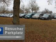 Günzburg: Parkplatz-Probleme an Klinik: Das sind die Lösungen der Leser