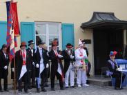 Jettingen-Scheppach: Wenn der Bürgermeister zur Klofrau wird