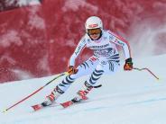 Deisenhausen: Deisenhausens Ski-Ass Meike Pfister bei der Junioren-WMin Schweden