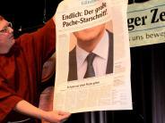 Burgau: Hintersinnige Wortspiele: Wie den Besuchern das Starkbierfest gefiel