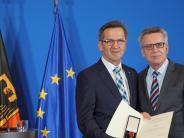 Deisenhausen: Hohe Auszeichnung für Norbert Weiß