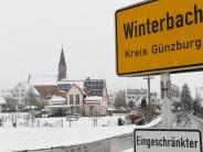 Schnee inGünzburg: Wintereinbruch Ende April rund um Günzburg