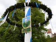 Landkreis: Zeigt her Eure Maibäume