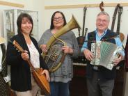Geschichte: Als in Rettenbach die Musik spielte