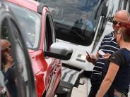 Kreis Günzburg: Gefahr auf der Straße: Wenn der Lkw-Fahrer nebenzu Kaffee kocht