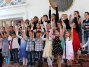 Wettenhausen: Lied der Mittelschwaben als Höhepunkt