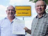 Kreis Günzburg: Als Gundremmingen noch bei Dillingen war
