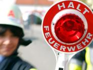 Günzburg: Viele Fahrer lassen sich von der Feuerwehr nichts sagen