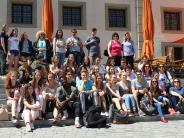 Schulen: Europäischer Wind in Günzburg