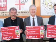 Spenden: Sparer unterstützen die Tafeln im Landkreis