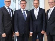 Krumbach: Eine perfekte Bankenhochzeit