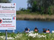 Kreis Günzburg: Vollmerseen: Ein Badeverbot ohne Folgen