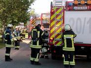 Leipheim: Gasalarm: Feuerwehr evakuiert Altenheim