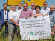 Kreis Günzburg: B16: Landwirte fühlen sich gelinkt