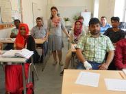 Krumbach: Wie Flüchtlinge und Zuwanderer in Krumbach Deutsch lernen