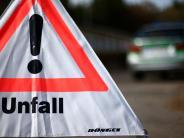 Jettingen-Scheppach: Schlafender Mitfahrer bei Unfall schwer verletzt