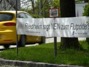 Hochwasserschutz: Flutpolder-Gegner bekommen nur moralische Unterstützung