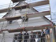Sanierung: Hinter der Fassade wird alles anders