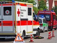 Unfall: Tödlicher Unfall in Thannhausen: Ehemann stirbt