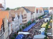 Landkreis Günzburg: Eine fröhliche Jubiläums-Party in Günzburg