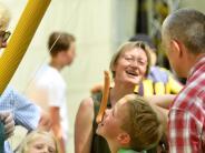 Leipheim: Kinderfest: Am letzten Tag wehen die bunten Fahnen nicht
