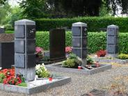 Letzte Ruhe: Keine Erdurnenstelen auf Friedhof