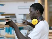 Integration: Junge Flüchtlinge ergreifen Chance