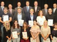 Günzburg: Die neuen Fachkräfte stehen bereit