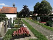 Gemeinderat: Baumgräber und Urnen in Rohren