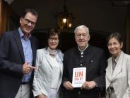 Krumbach: Wie der Minister aus Bleichen die Welt verbessern will