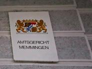 """Memmingen: """"Reichsbürger"""" nach Angriff auf Polizisten verurteilt - schon wieder"""