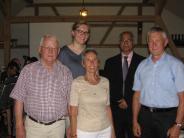 Treffen: Wiedersehen mit Pater Georg