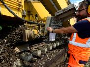 Baustelle: Züge auf der Strecke Augsburg - Ulm fahren ab Samstag anders