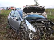 Burgau: Mehrere Unfälle auf A8: wenig Abstand und Unaufmerksamkeit