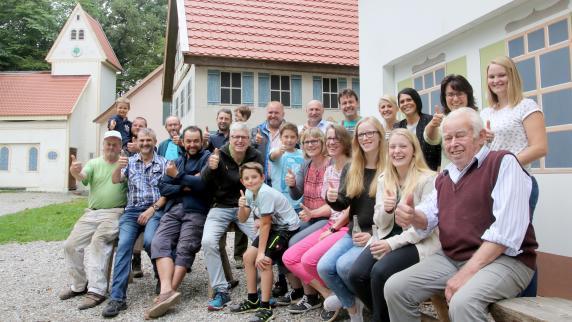 Landkreis Günzburg: Vom Unterdorf übers Mitteldorf zum Oberdorf