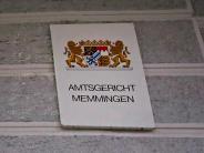 Röfingen/Memmingen: Mutmaßlicher Stalkermuss vor Gericht