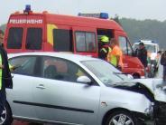 Burtenbach: Zwei Verletzte und ein Schaden von 10000 Euro