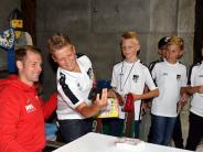 Bildergalerie: Fußballspaß im Legoland: Schwäbische Jugendmeister geehrt