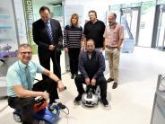 Ichenhausen: Die Zukunft auf vier Rädern