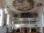 Jettingen-Scheppach: Scheppacher Kirche in neuem Glanz