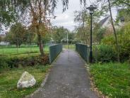 Leipheim: Kleine Brücke, große Diskussionen