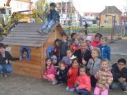 Günzburg: Spielplatz: Die Kinder haben entschieden